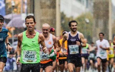Julian 50 år – marathon 2:55