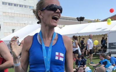 Kick af at løbe Marathon