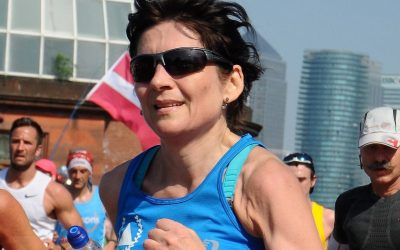 Løb giver mig energi, velvære og masser af socialt samvær