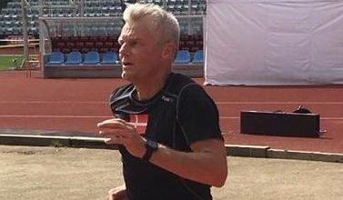 Gruppens ældste løber er 57 år!